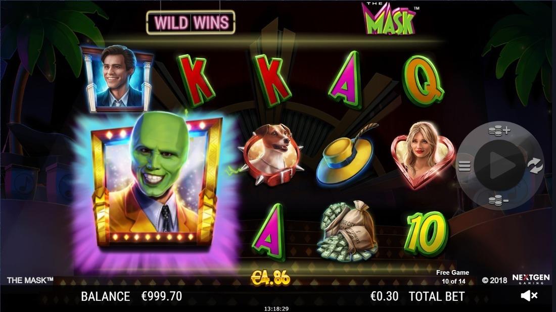 маски игровые автоматы
